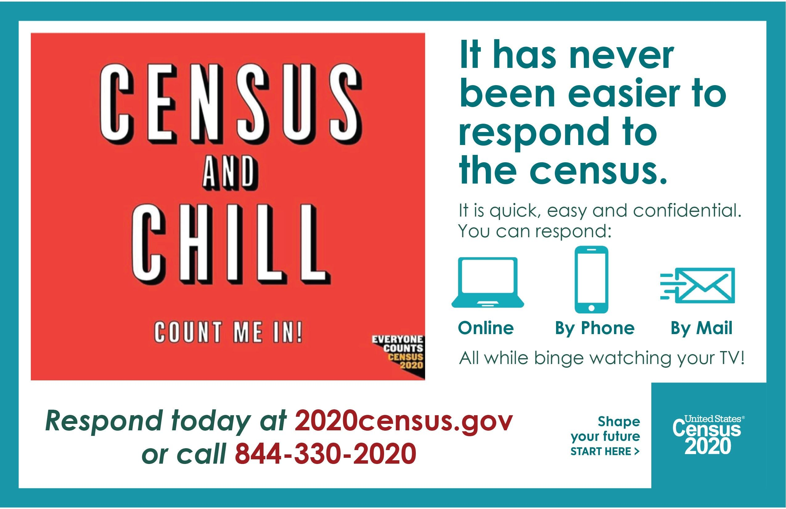 Picture of Census Information Opens in new window